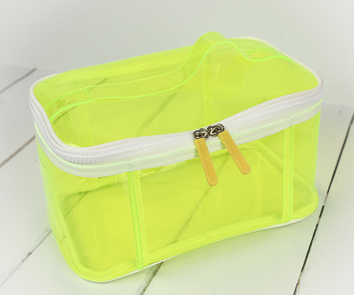 Caroline Hirons Neon Kit Bag